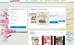 Package dynamique : Voyages-Sncf.com lance Instants V., pour combiner le train et les loisirs