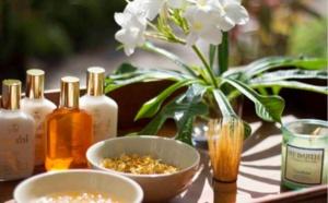 Saint Barth : un massage aux fleurs de Calendula au Toiny Relais et Châteaux