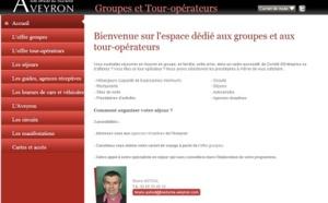 Aveyron : le CDT met en ligne un site dédié aux TO et aux groupistes