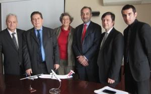 HOP ! se marie avec Air Corsica pour mieux relier la province à l'île de Beauté