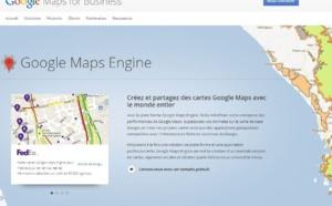 Nouveauté : personnaliser vos cartes avec Google Maps Gallery