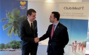 Le Club Med célèbre son partenariat avec Thomas Cook grâce à 5 nouveaux corners