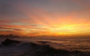 Atlantique : dégâts sur les côtes et érosion du littoral après une nouvelle tempête
