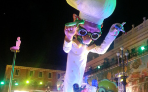 Carnaval de Nice : pas de fréquentation record en 2014
