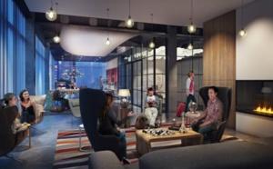 Marriott : le premier hôtel Moxy ouvrira ses portes à Milan en septembre 2014