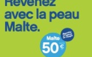 transavia.com joue la carte de l'humour pour promouvoir ses vols vers Malte
