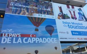 Paris : c'est parti pour la 39e édition du Salon Mondial du Tourisme !