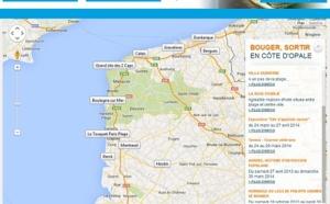 Côte d'Opale : la CCI lance le portail DestinationCotedopale.fr