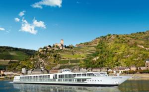 CroisiEurope inaugurera le MS Lafayette vendredi 28 mars 2014