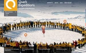 Quark Expeditions ou comment vendre des croisières polaires ?