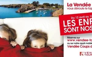 La Vendée invite les enfants du 12 avril au 12 mai 2014