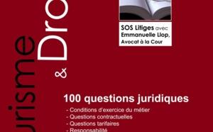 """SOS Litiges : 110 questions de droit dans l'ebook """"Tourisme & Droit"""" de TourMaG.com"""