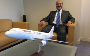Tunisair is reducing its wing span to fly better in 2014