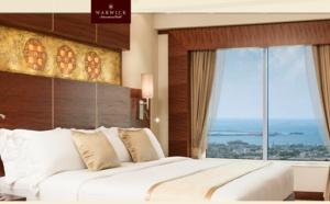 Warwick International Hotels open its first Hotel in Dubaï