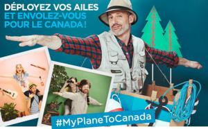 """Jeu concours : Air Transat """"déploie ses ailes"""" sur les réseaux sociaux"""