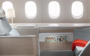 Air France présente sa nouvelle Première Classe à Shanghai