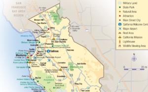 J2 - Visit California : Half Moon Bay, la Silicon Valley et Monterey !