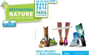 Le Salon Mondial du Tourisme se marie avec Destinations Nature
