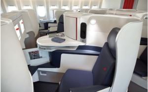 Air France investit dans la technologie pour renouveler la gamme de ses sièges d'avions