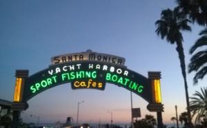 J7 - Visit California : visite de la station balnéaire de Santa Monica