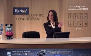 Kyriad : une campagne digitale pour développer la notoriété et générer du trafic en ligne