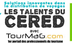 Talents du CERED : c'est parti pour la 3e édition avec TourMaG.com et iTourisme !