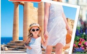 Look Voyages lance une campagne d'affichage pour promouvoir la Grèce