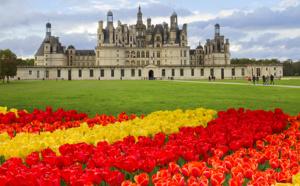 Val de Loire : balade dans les jardins des châteaux de la Renaissance