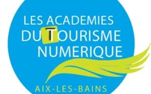 """""""Palmes du Tourisme Numérique"""" : la liste des candidats pour le 5 juin à Aix-les-Bains !"""