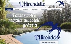 """""""L'Hirondelle"""" a quitté les faubourgs pour des horizons lointains..."""