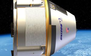Vols commerciaux : Boeing dévoile la cabine de son futur avion spatial !