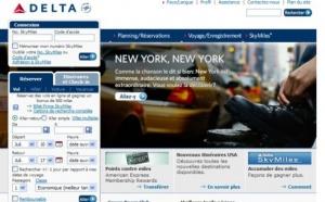 Delta Air Lines : la billetterie sans frais fait un carton !