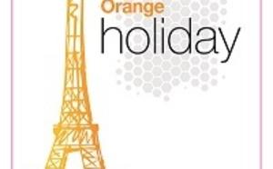 Orange holiday annonce sa nouvelle offre pour les touristes