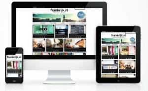 Frankrijk, un webmagazine inspirationnel pour faire venir les Néerlandais en France