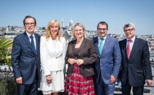 L'ONAT et Atout France signent un accord de coopération de 3 ans