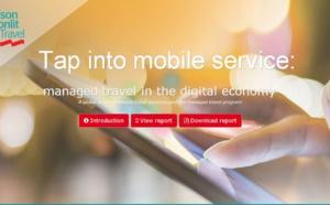 Voyage d'affaires : 25% des transactions en ligne passeront par le mobile d'ici 2017