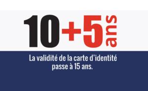 Carte d'identité valide 15 ans : attention, seuls 8 pays l'acceptent officiellement !