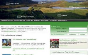 VisitBritain : nouveau site Internet et nouvelle organisation à Paris