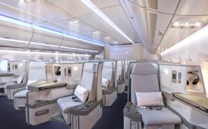 Finnair : l'A 350-XWB décollera au 2ème semestre 2015