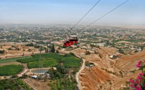 """Palestine : """"Bethléem et Jéricho sont loin des violences de Gaza..."""""""