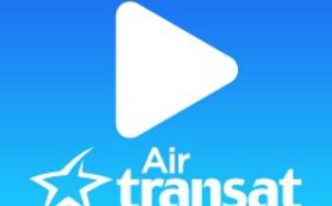 CinéPlus : nouvelle application d'Air Transat pour les divertissements à bord