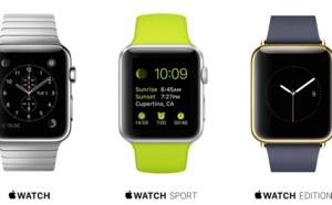 Apple lance sa montre connectée