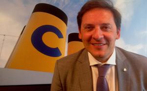 Costa Crociere : Gabriele Baroni, nouveau directeur de la Communication