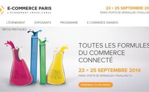 E-tourisme : le Salon E-Commerce ouvre ses portes à Paris mardi 23 septembre 2014