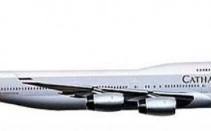 Cathay Pacific Airways : chiffre d'affaires en hausse de 27,9%
