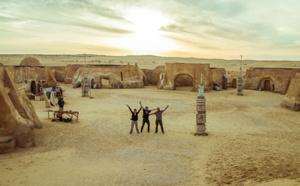 """Tunisie : le premier voyage """"Star Wars"""" paré au décollage"""