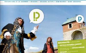 Doubs Tourisme publie sa brochure Spécial Groupes 2015
