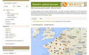 Gîtes de France met en lumière ses gîtes de groupes