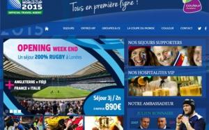 Coupe du Monde de Rugby 2015 : Couleur et Eventeam feront partir les supporters en Angleterre