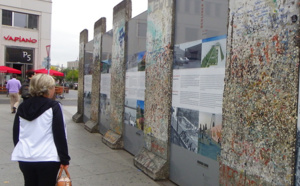 Collapse of the Berlin Wall: the 25 year anniversary